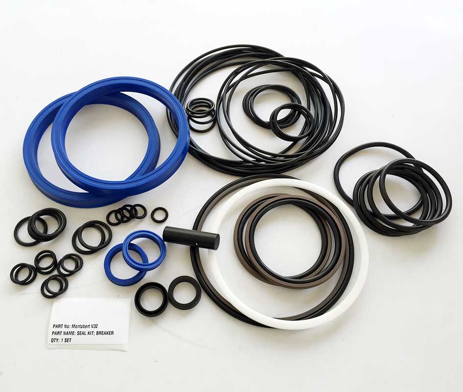 Montabert V32 Breaker Seal Kit Hammer Brv32