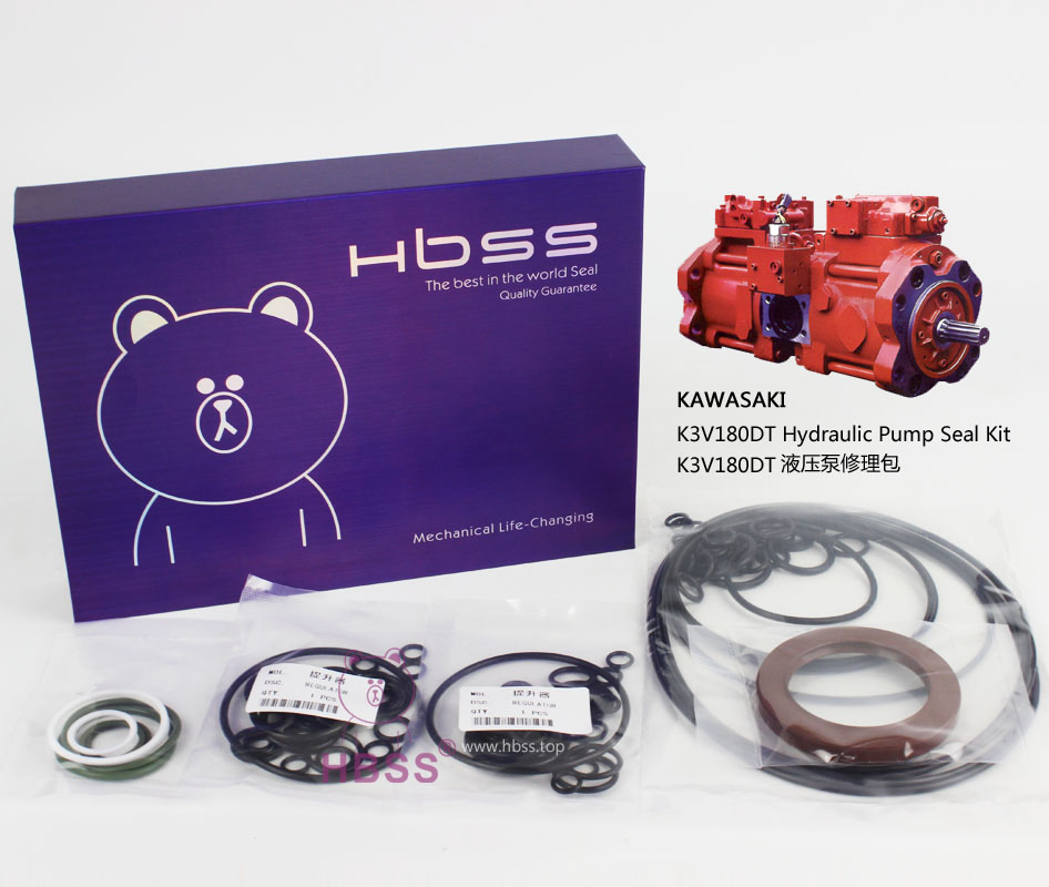 K3V180DT Pump Seal Kit R335LC-7